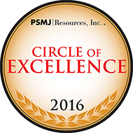 PSMJ CIRCLE OF EXCELLENCE 2016