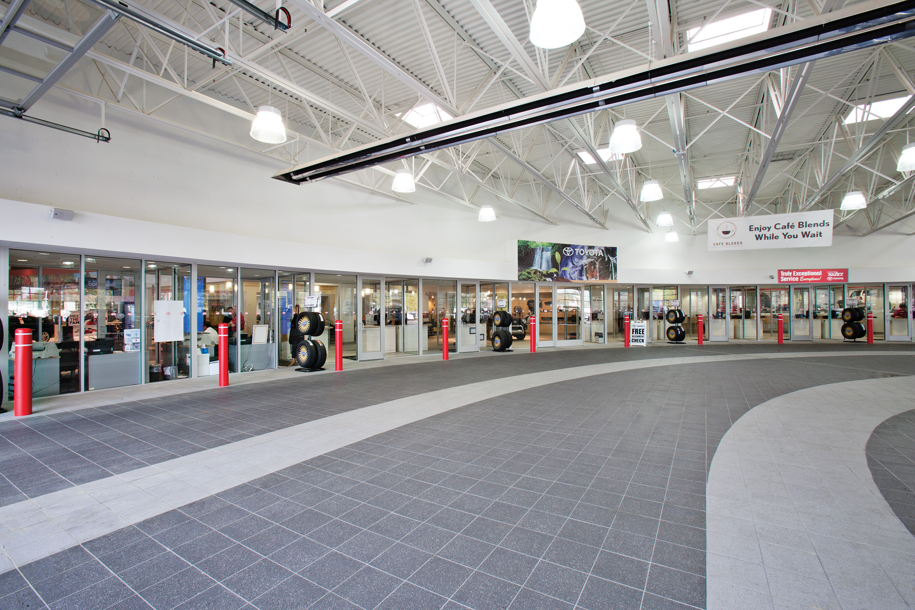 Nalley Toyota in Roswell