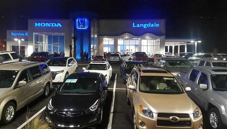 Langdale Honda Of Valdosta. Client Bowers Automotive Group