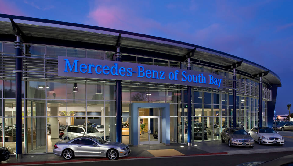 Mercedes Benz Of South Bay. Client AutoNation, Inc.