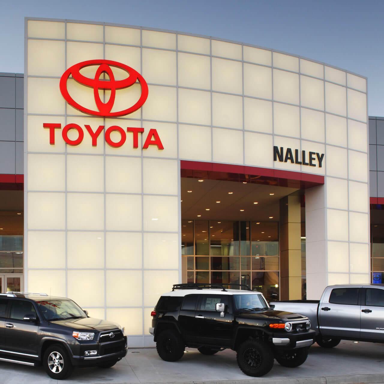 Nalley Toyota Of Roswell U2013 PRAXIS3