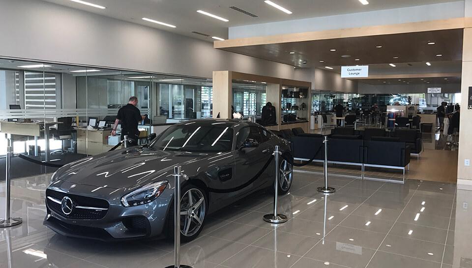 Mercedes-Benz of Music City - PRAXIS3