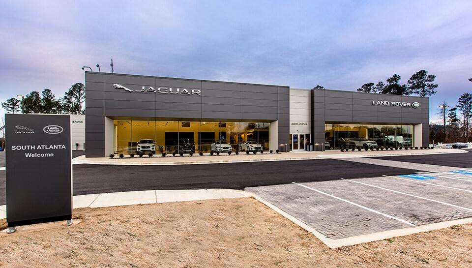 Range Rover Atlanta >> Jaguar Land Rover South Atlanta Praxis3
