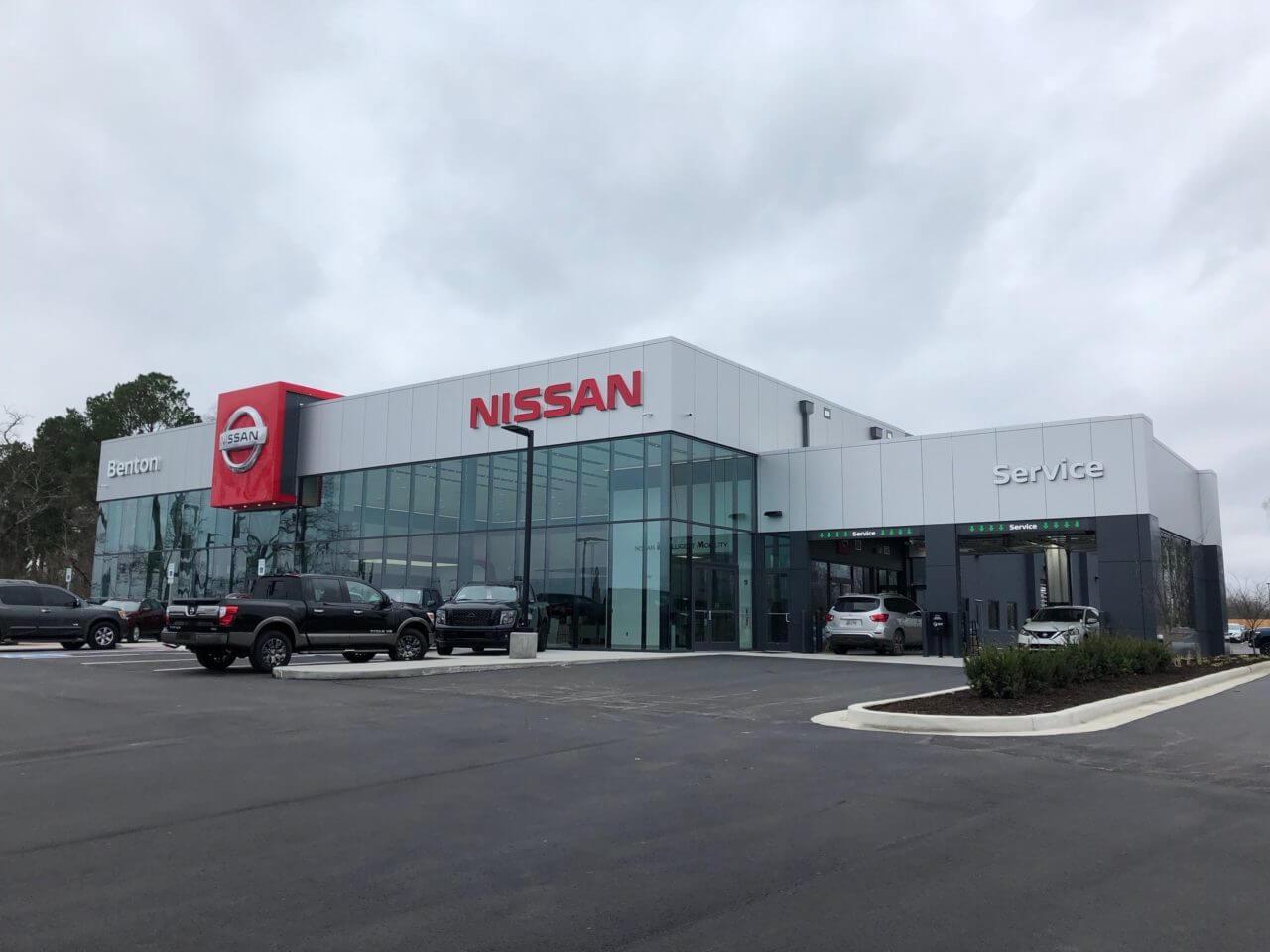Mtn View Nissan >> Mountain View Nissan Of Dalton Praxis3