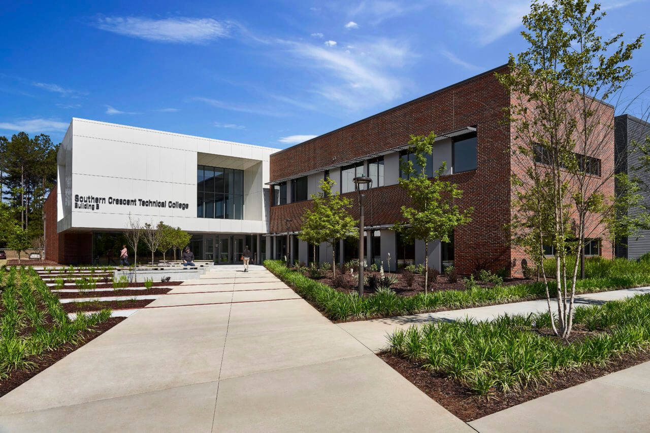 SCTC: Industrial & Technology Building - PRAXIS3